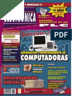 Saber Electrónica 169 Ed Argentina