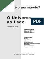O universo ao lado - James Sire.pdf