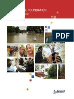 Lubrizol Foundation Annual Report