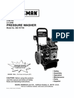 Pressure Washer Manual