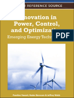 (Premier Reference Source) Pandian Vasant - Innovation in Power, Control, and Optimization_ Emerging Energy Technologies (Premier Reference Source)  -IGI Global (2011).pdf