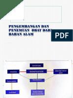 12. PENGEMBANGAN & PENEMUAN OBAT BARU DARI BAHAN ALAM.pptx