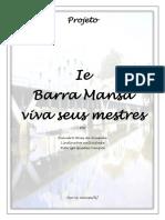 projeto memoria capoeira de barra mansa