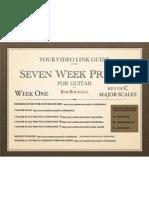 Video Links for 7 Week Primer-new