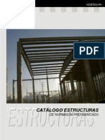 Catálogo Estructuras