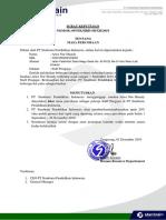 Confirmation Letter Aries Nur Shandy