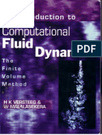 7504135 an Introduction to Computational Fluid Dynamics Versteeg