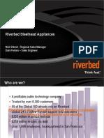 Presentation - Riverbed Steelhead Appliance Main October 2010.ppt