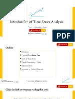 Pengenalan Time Series Analysis