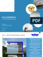 PLB eCommerce PT. Uniair Indotama Cargo.pptx