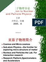 许咨宗 ppt核与粒子物理