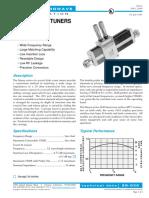 Slide Screw Tuners-Coaxial, Precision.pdf