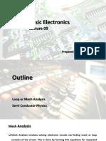 Electronics Lec_09