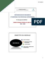 Cadre réglementaire et éthique de la Recherche biomédicale 2019-2020.pdf