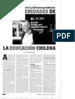 27 the CLINIC Las Obscenidades de La Educaciooon Chilena (Entrevista Mario Waissbluth