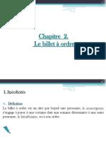 Droit Cambiaire - BAO PDF