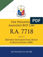 The Philippine BOT law.pdf