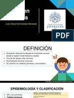 CEFALEA Urgencias.pptx