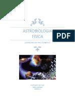 ASTROBIOLOGIA                                                                                                                            FISICA.docx