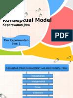 3. Konseptual Model Keperawatan (Prevensi Primer, Skunder, Tertier)