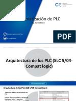 arquitectura de los plc slc504 compact logic mod 1 cce