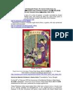 The Story of Kabuki Actor Arashi Rikaku and the Geisha Yoarashi Okinu's Murder of Kobayashi Kinpei