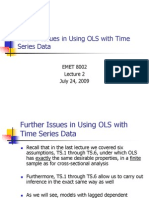 c11.4 02-Further Issues in Using OLS With Times Series Data