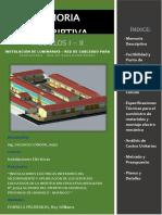 1.0 Memoria Descriptiva - Eléctricas