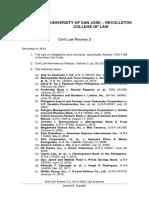 CLR2,Cases,OBLICON,P1&P2,2019
