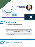 INTRODUÇÃO AO SAP - FBL1N
