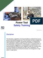 Power_Tool_Safety_Training Module 30JAN2018