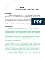 Rapport de stage CentOS 64bits-DDCV