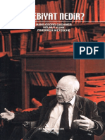 Hans Georg Gadamer - Helmut Kuhn - Friedrich Nietzsche - Edebiyat Nedir.pdf