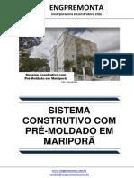 Sistema Construtivo Com Pré-Moldado Em Mairiporã