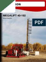 Manual Megalift (Traducido)