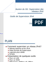 Outils Supervision - Monitoring