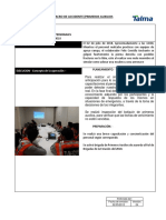 FOR-SIG-041 Informe de Simulacro accidente JUL- 2018