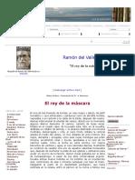 El rey de la máscara - Ramón del Valle-Inclán