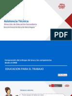 7 Educación Para El Trabajo