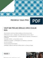 Presentasi tugas ppkn