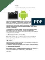 Ccomandos ADB Android