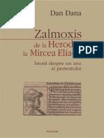 Mircea Eliade de La Herodot La Zalmoxis