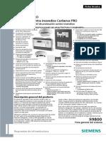 1 Panel D&A FC922 - Ficha Técnica