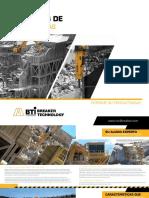 Rockbreaker Systems Brochure (Spanish)