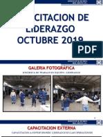 14. Capacitacion Liderazgo - Octubre 2019
