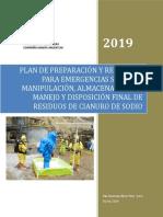 PLAN DE EMERGENCIAS _CIANURO_2019 - REVISADO (2)