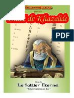 Traité de Khazalide