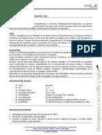 F-301   DESENGRASANTE - DESGASIFICANTE
