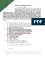EVALUACIÓN DE SALIDA DE COMUNICACIÓN 5