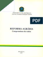 Reforma agrária compromisso de todos - 1997